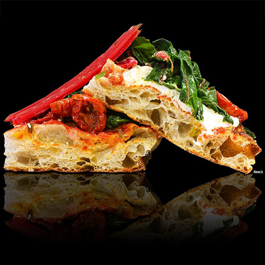 La pizza in pala e in teglia – Gabriele Bonci (08/09 Novembre)